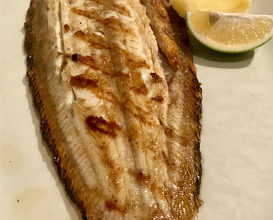 Grilled Dil (Sole)