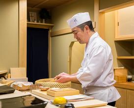Dinner at 日本橋蛎殻町すぎた