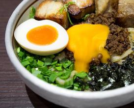 Dinner at 麺屋はなび 新宿店