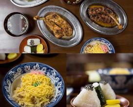 Dinner at 一鶴 高松店