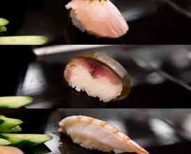 Dinner at 寿司 もり田