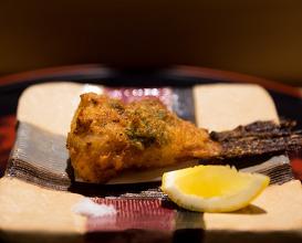 Dinner at 割烹 佐藤