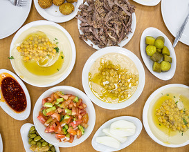 Dinner at מסעדת עימאד בנצרת
