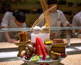 Dinner at Zuma Dubai