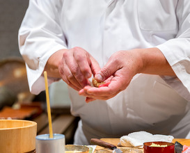 Dinner at Sasaki