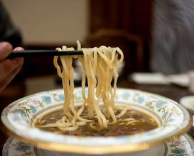 Dinner at 牛爸爸牛肉麵