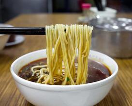 Dinner at 永康牛肉麵