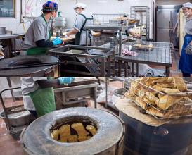 Dinner at 華山市場 阜杭豆漿