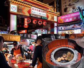 Dinner at 福州世祖胡椒餅
