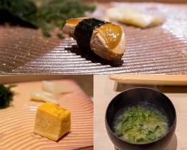 Dinner at すし匠齋藤