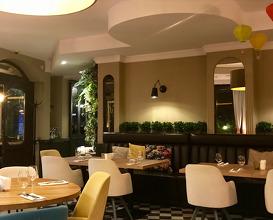 Dinner in Restaurant Ahora