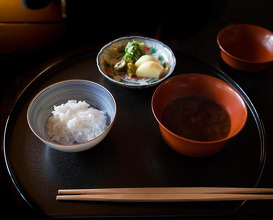 Dinner at 招福楼
