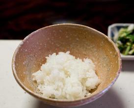 Dinner at 比良山荘
