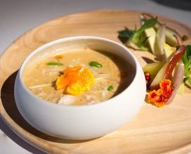 Dinner at Paste Bangkok Thai Cuisine