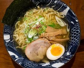 Dinner at Hinodeya Ramen SF