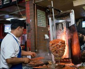Dinner at Tacos el Vilsito