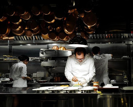Dinner at The Chef's Table at Brooklyn Fare
