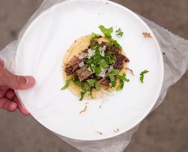 Dinner at Tacos Don Juan