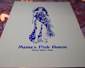 Dinner at Mama's Fish House