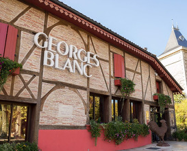 Dinner at Restaurant Georges Blanc Vonnas