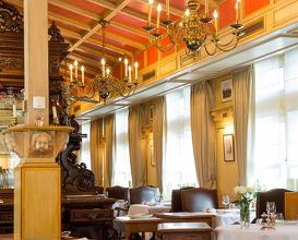 Dinner at L'Auberge du Pont de Collonges