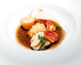 Dinner at Maison Pic