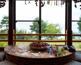 Dinner at Flatt's By The Sea  能登イタリアンの宿ふらっと