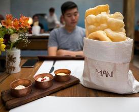 Dinner at Maní