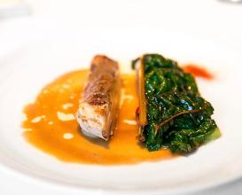 Dinner at Restaurant De Jonkman