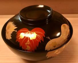 Matsutake, Hokke, Yuzu soup