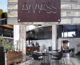 Dinner at Amass Restaurant