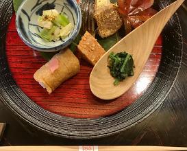 ·前菜7種のお口取り ZENSAI (appetizer)