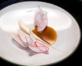 Dinner at Restaurant Kontrast Oslo