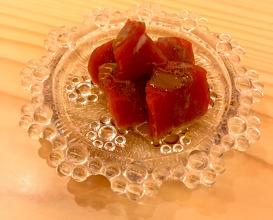 Dinner at 河原町一 Kawaramachi Hajime