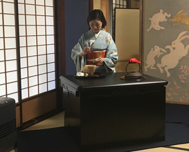 Formal Tea Ceremony  at 御料理 鈴おき Suzuoki