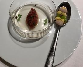 Dinner at Spain – Martin Berasategui