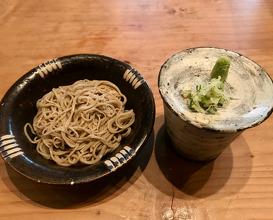 Lunch at 梵蔵 Bonzo-Kamakura soba restaurant