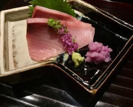 Dinner at Ikkon (一献)