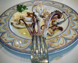 Dinner at Restaurante Elías