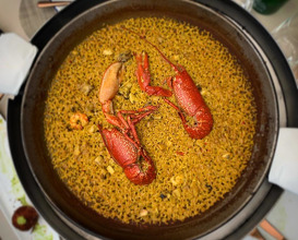 Dinner at Casa Carmela