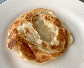 Lunch at Mr and Mrs Mohgan's Super Crispy Roti Prata