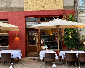 Dinner at Restaurant HORVÁTH