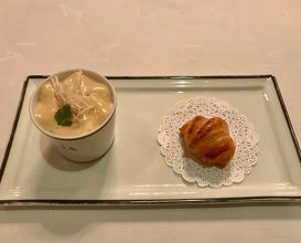 Dinner at Les Amis