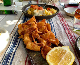 Dinner at Aman Da Bravo