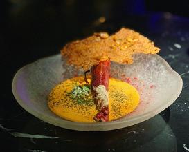 Dinner at Streetxo London