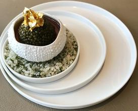 Aka Uni · Cauliflower Lobster Daurenki Tsar Imperial Caviar º