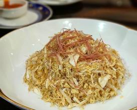 Dinner at SoftBank kitchen
