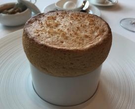 Coconut Soufflé