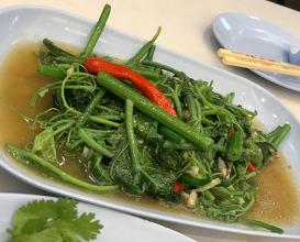 Dinner at 55 Pochana
