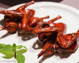Dinner at Xin Rong Ji